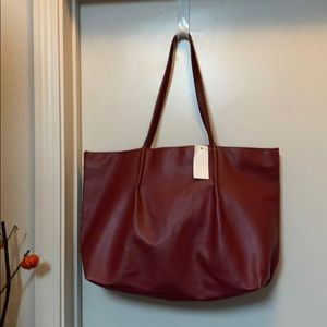 Saks Fifth Avenue tote bag